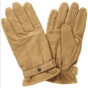 NEW Barbour Leather Thinsulate  Gloves🧤